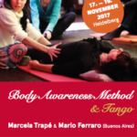* HD * 17. – 19.11. * Body Awareness Method & Tango * ein Wochenende mit Marcela Trapé & Mario Ferraro (Buenos Aires)