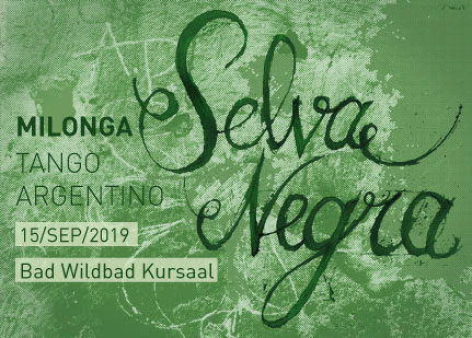 Neo Pforzheim Karte.So 15 September 2019 Milonga Im Kursaal Bad Wildbad Bei